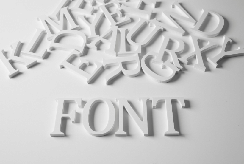 how to choose the best fonts for a website